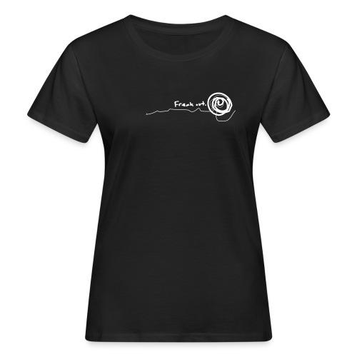 Freak out | Design von FUNI SMART ART - Frauen Bio-T-Shirt