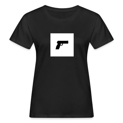 geweer_318-1424-jpg - Vrouwen Bio-T-shirt