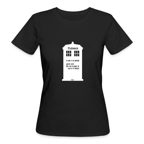 Flowa - Naisten luonnonmukainen t-paita
