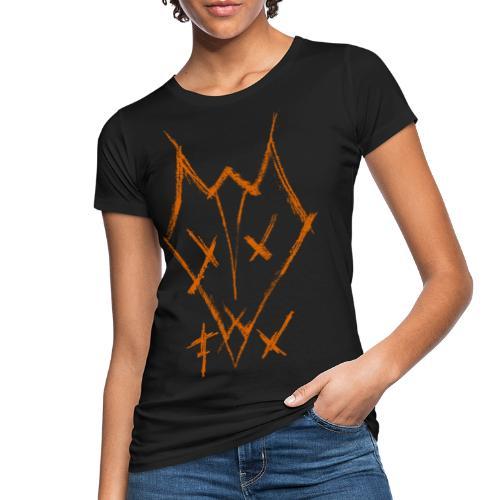 fox21x - Naisten luonnonmukainen t-paita
