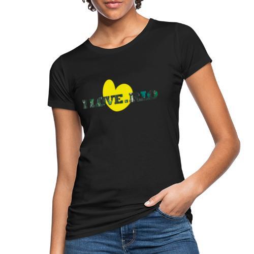 ILOVE.RIO TROPICAL N°1 - Women's Organic T-Shirt