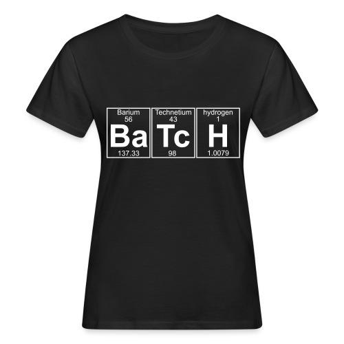 Ba-Tc-H (batch) - Full - Women's Organic T-Shirt
