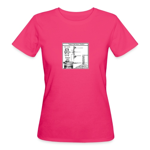 W.O.T War tactic, tank shot - Women's Organic T-Shirt
