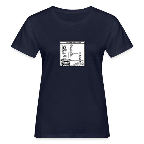 W.O.T War tactic, tank shot - Women's Organic T-Shirt