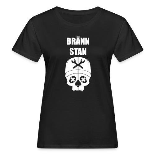 Bränn stan - Ekologisk T-shirt dam