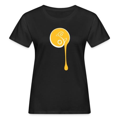 YinYang Birds - Frauen Bio-T-Shirt