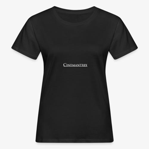 Cinemantrix - Ekologisk T-shirt dam