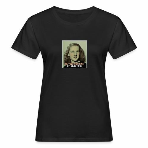 Vintage Rose - Frauen Bio-T-Shirt