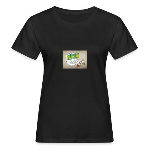 pc blog - T-shirt bio Femme
