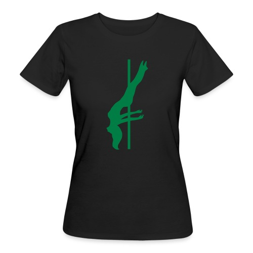 Pole Dance - T-shirt ecologica da donna