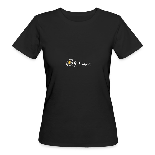 B-Lumen Fun Shirt - Frauen Bio-T-Shirt