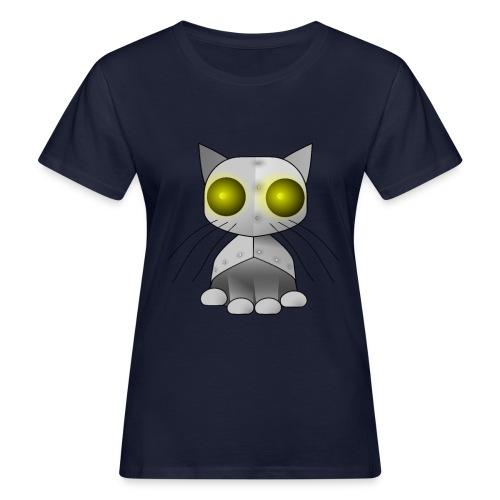 robotkatt - Women's Organic T-Shirt