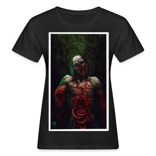 Zombie's Guts - T-shirt ecologica da donna