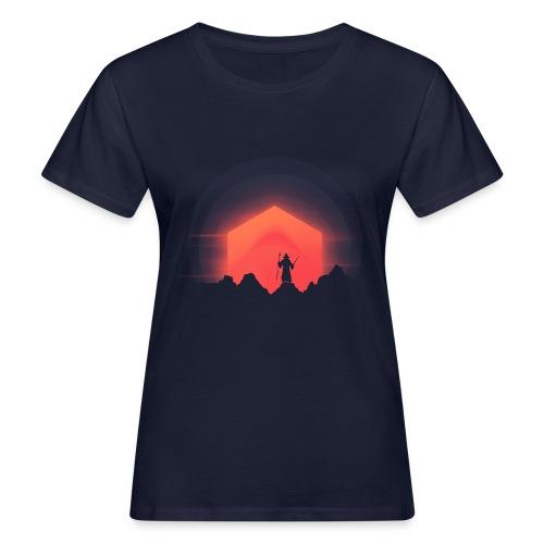 The Nightly Adventure D20 - DnD Dungeons Dragons - Naisten luonnonmukainen t-paita
