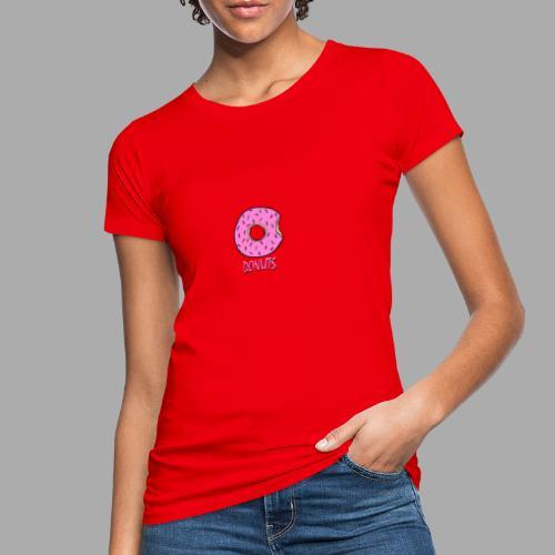 DONUTS - Camiseta ecológica mujer