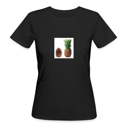 Pineapple - Women's Organic T-Shirt