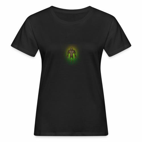 1980's Bigfoot Glow Design - Women's Organic T-Shirt