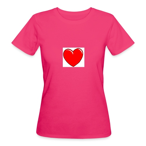 Love shirts - Vrouwen Bio-T-shirt
