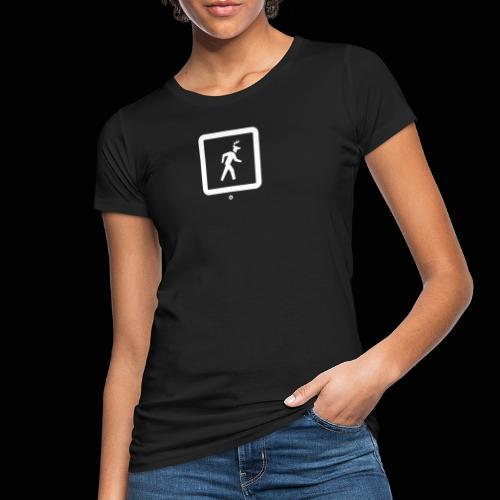 L'homme à la tête de cerf - mascotte officielle - T-shirt bio Femme
