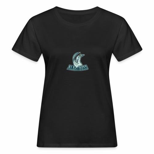 ag logo - Frauen Bio-T-Shirt