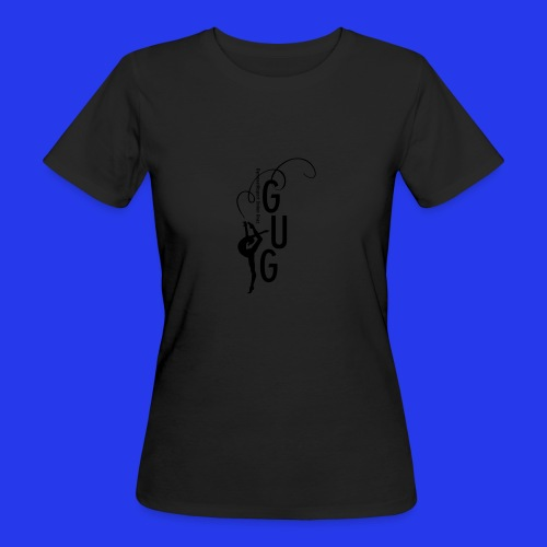 GUG logo - Frauen Bio-T-Shirt