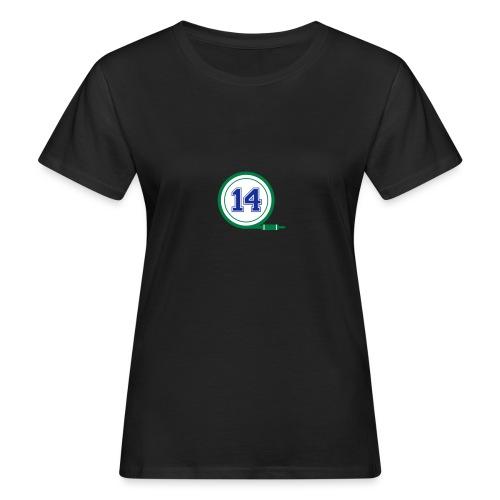 D14 Alt Logo - Women's Organic T-Shirt