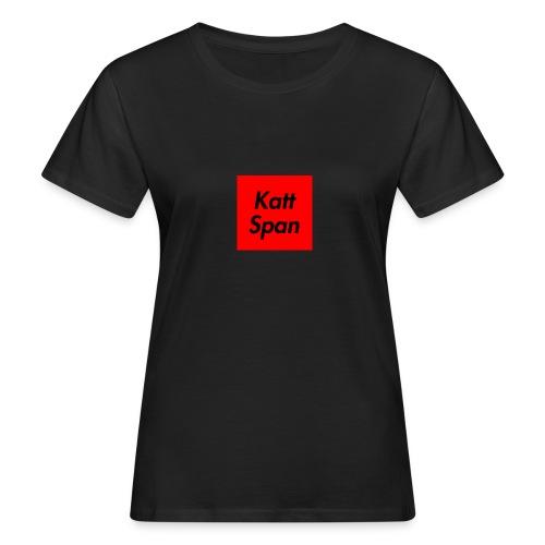 Katt Span - Women's Organic T-Shirt