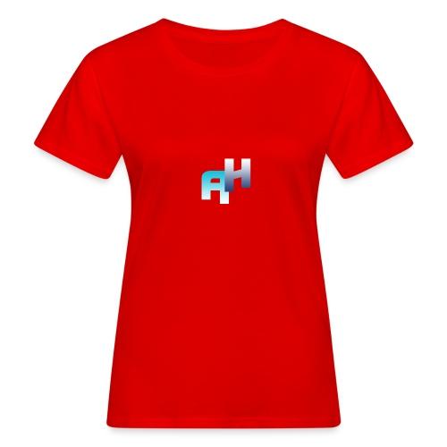 Logo-1 - T-shirt ecologica da donna