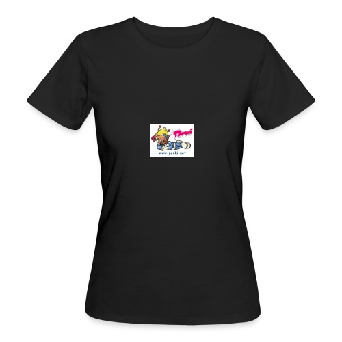 panki sticker neu - Frauen Bio-T-Shirt
