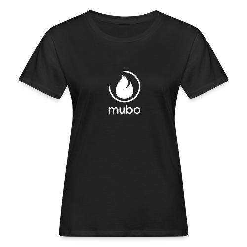 mubo logo - Women's Organic T-Shirt