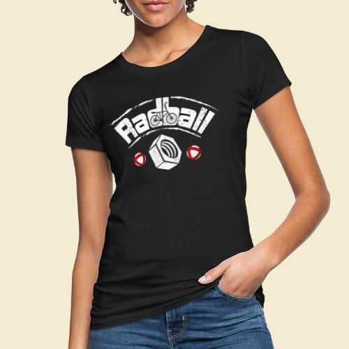 Radball   Mutter - Frauen Bio-T-Shirt