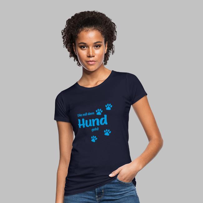 DIE MIT DEM HUND GEHT - BLUE EDITION