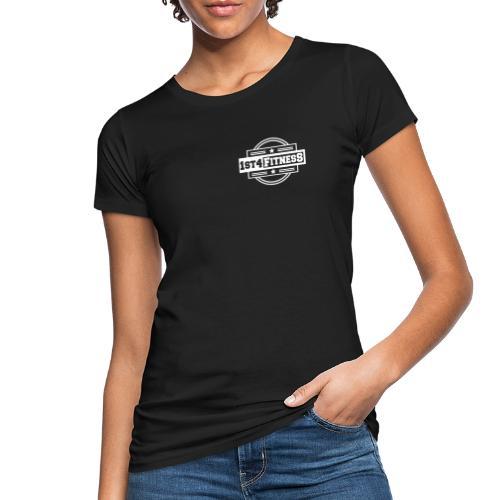 1st4Fitness White Back & Front - Women's Organic T-Shirt