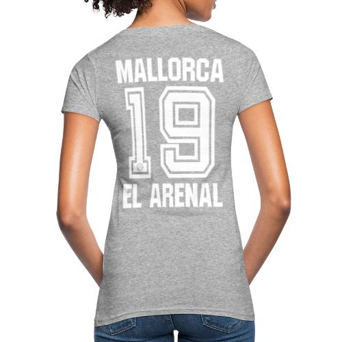 MALLORCA OVERHEMD 2019 - Malle Shirts - EL ARENAL 19 - Vrouwen Bio-T-shirt