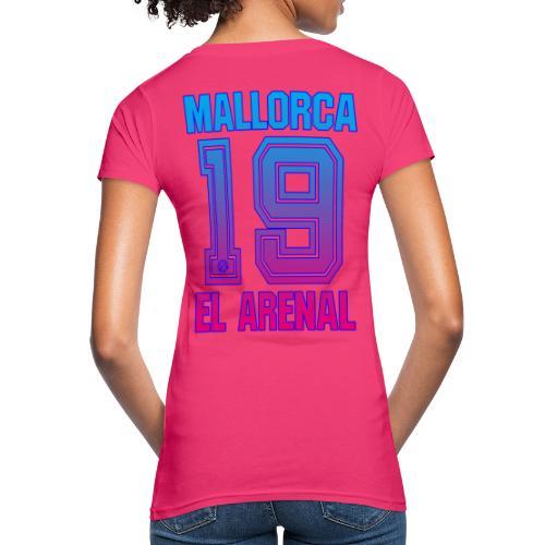MALLORCA SHIRT 2019 - Malle Shirts - Männer Frauen - Vrouwen Bio-T-shirt