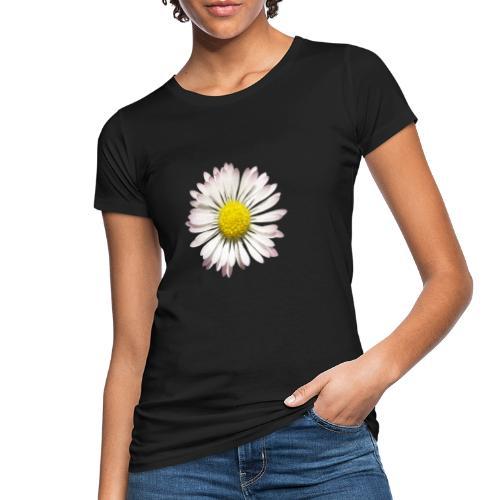 TIAN GREEN Garten - Gänse Blümchen - Frauen Bio-T-Shirt