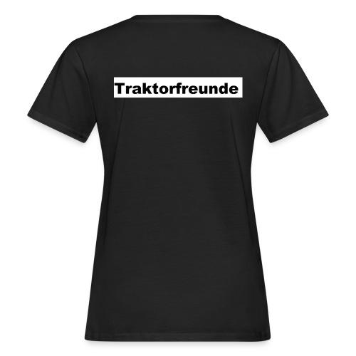 Traktorfreunde - Frauen Bio-T-Shirt