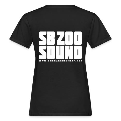 SB ZOO Blockbuster - Frauen Bio-T-Shirt