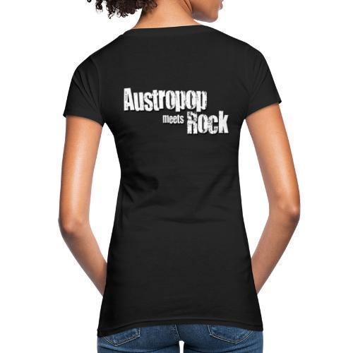 Austropop meets Rock classic back - Frauen Bio-T-Shirt