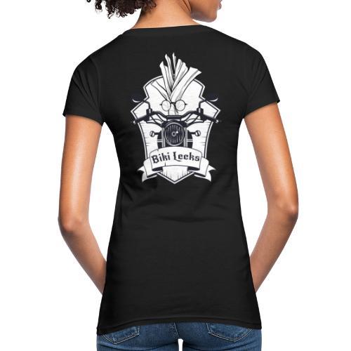 Biki Leeks Motorradgang Jacke - Frauen Bio-T-Shirt