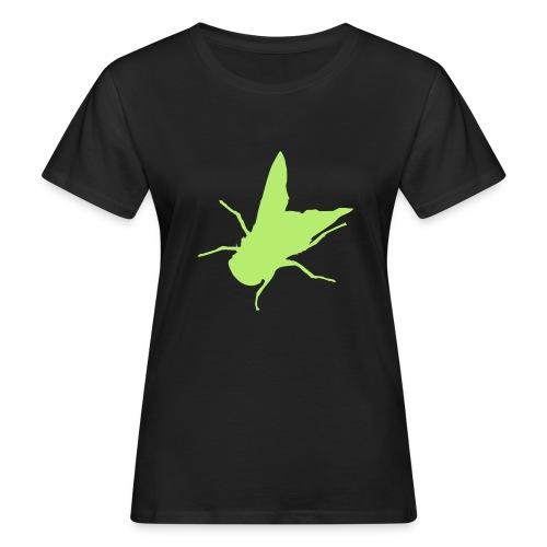 fliege - Frauen Bio-T-Shirt