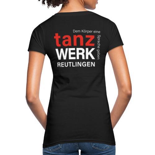 Tanzwerk - Standard - weiß - Frauen Bio-T-Shirt