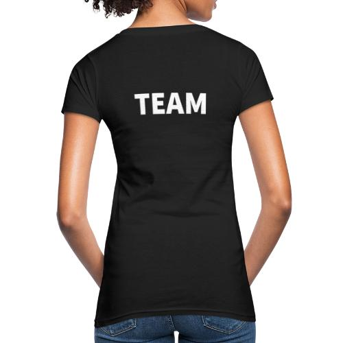 Welcome Team Sortiment - Frauen Bio-T-Shirt