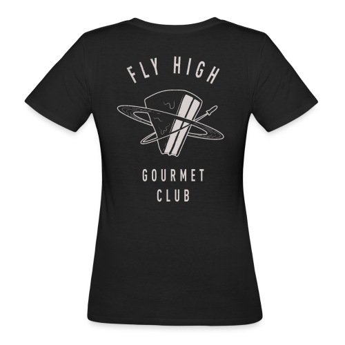 Space Cake - T-shirt bio Femme