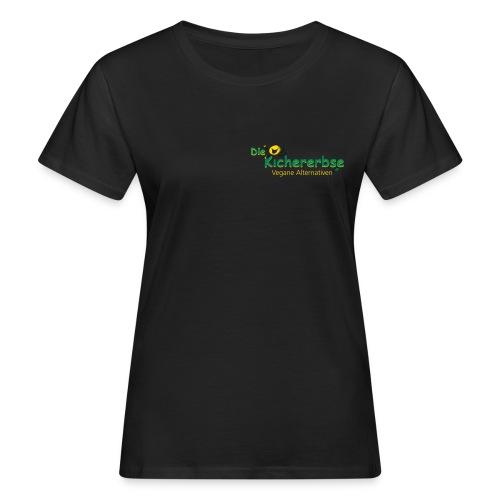 Kichererbse Logo eps - Frauen Bio-T-Shirt