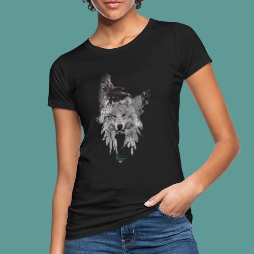 Mutagene Tattoo Pow Wow - T-shirt bio Femme