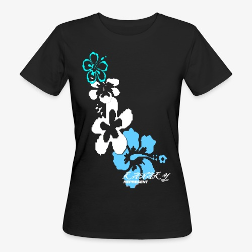 KANAKY REPRESENT - T-shirt bio Femme
