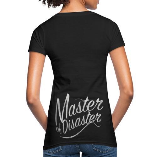 Master of Disaster - T-shirt ecologica da donna