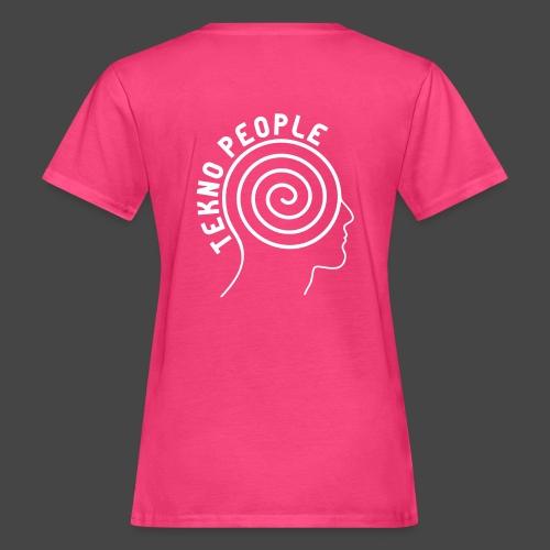 personnes tekno - T-shirt bio Femme