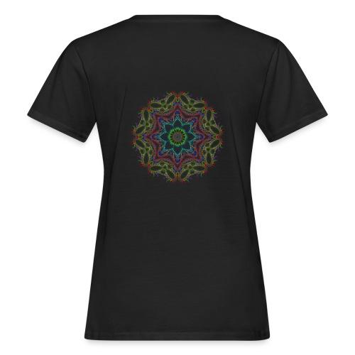 Mandala - Frauen Bio-T-Shirt